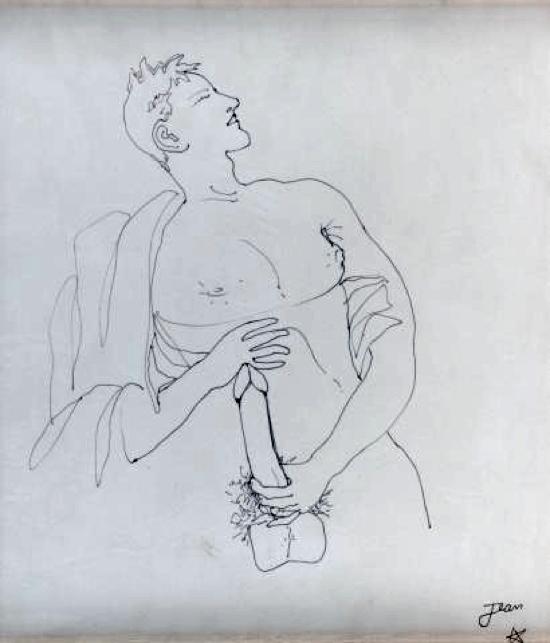 jean cocteau erotic