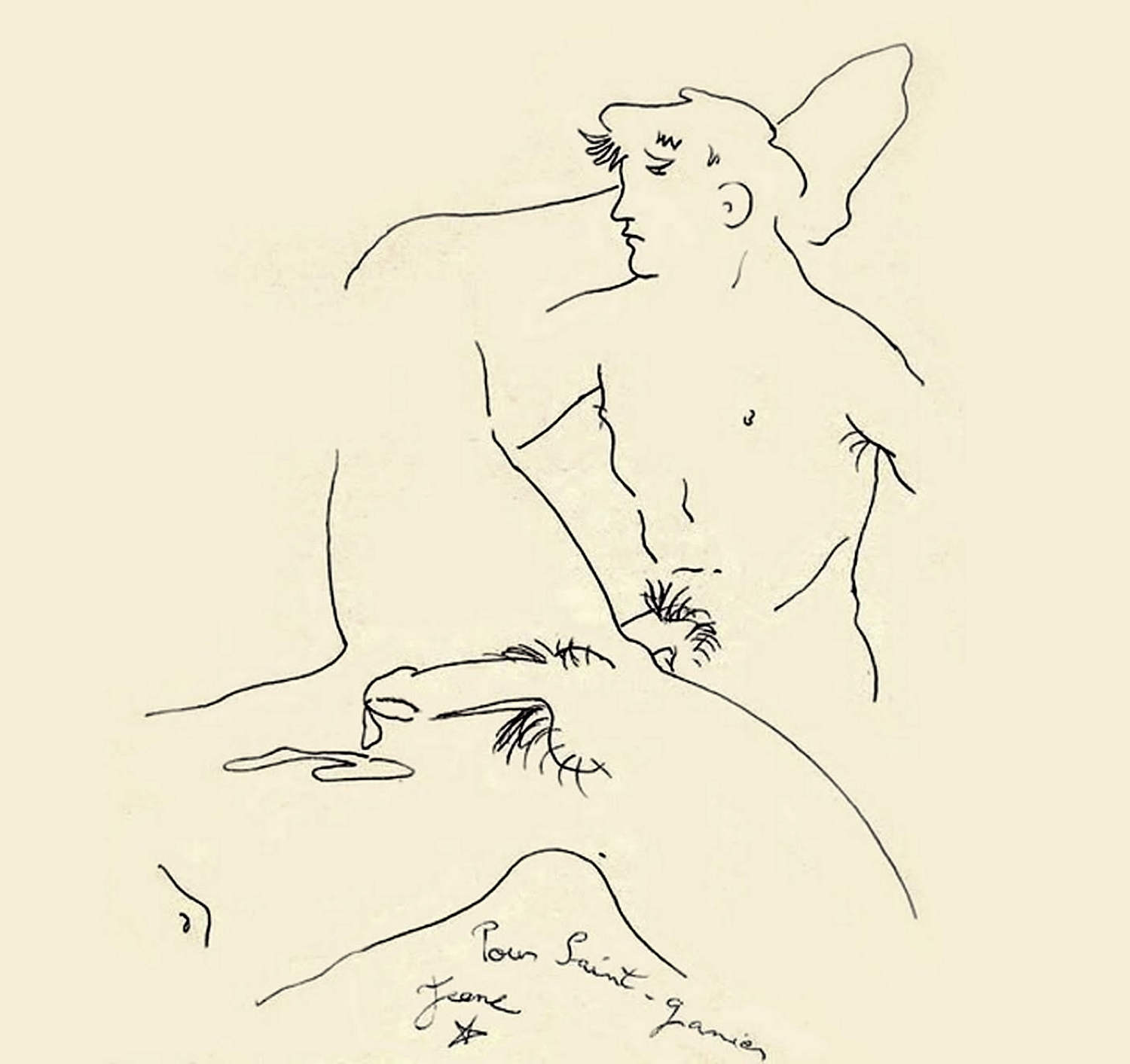 gay sex drawings