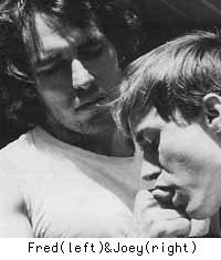Matt & Andrej Koymasky - Famous GLTB - Fred Halsted