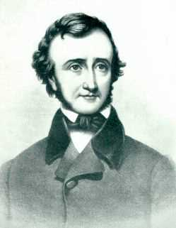 Life of edgar allan poe and his known poems and short fiction