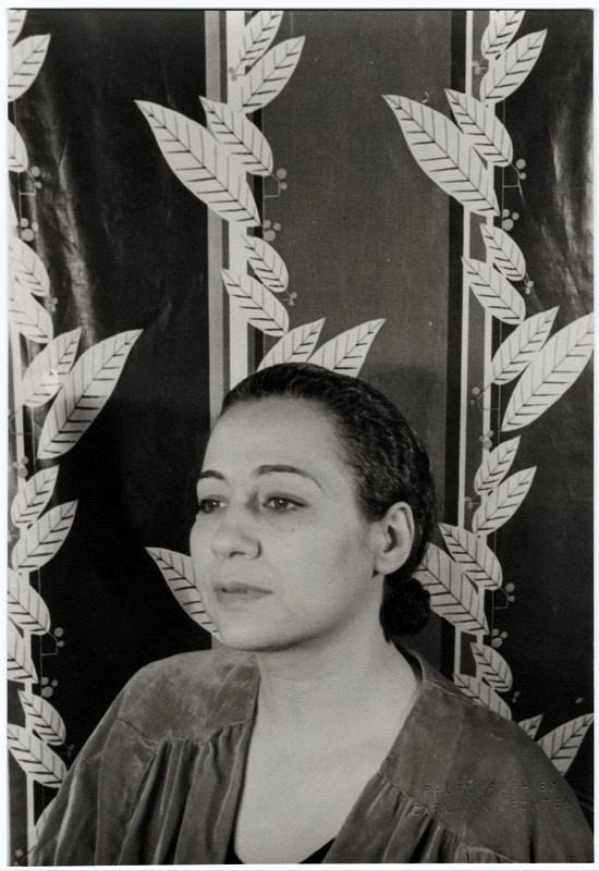 Edna Thomas by Carl Van Vechten, June 18 1932